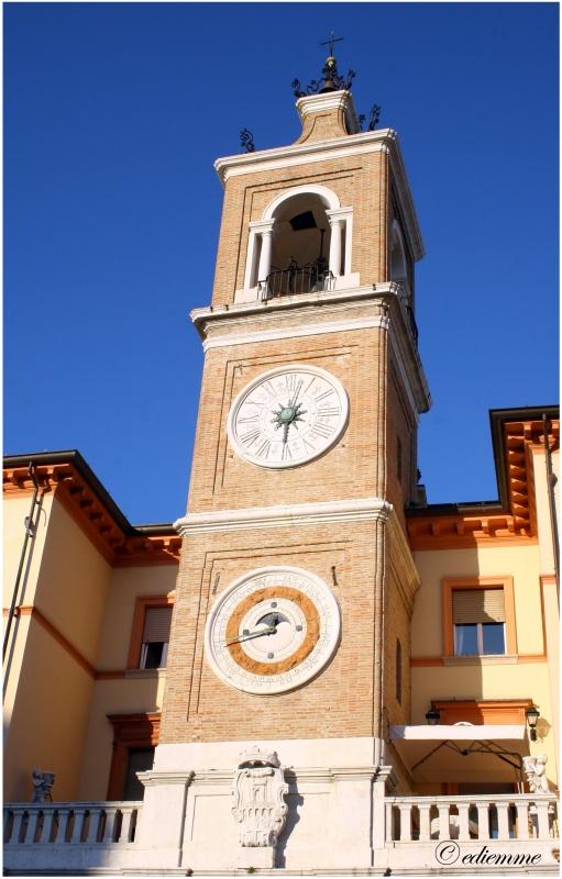 Torre dell'Orologio - Rimini - Ediemme - Rimini (RN)