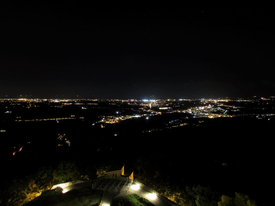 Arena in notturna - LaraLally19 - Montefiore Conca (RN)