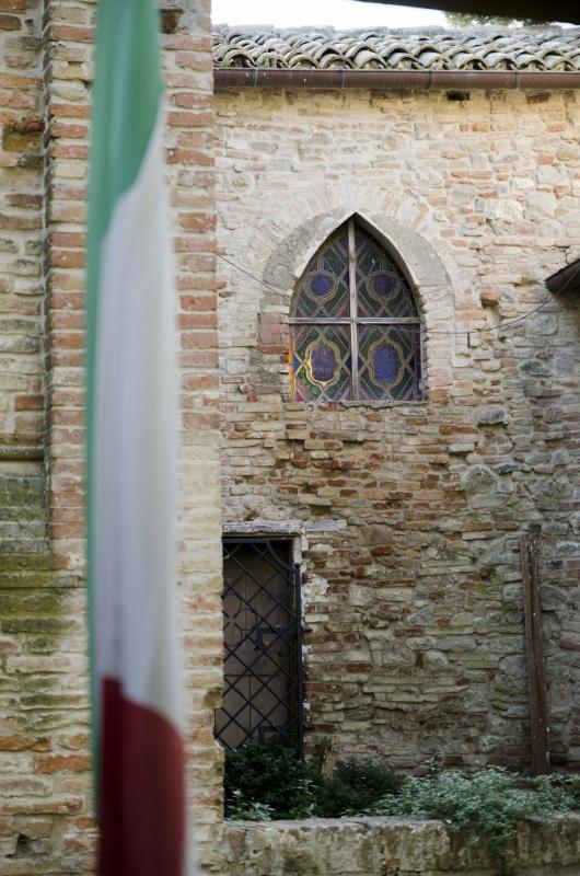 CHIESA S. PAOLO APOSTOLO (PARTICOLARE ESTERNO) - FabioFromItaly - Montefiore Conca (RN)