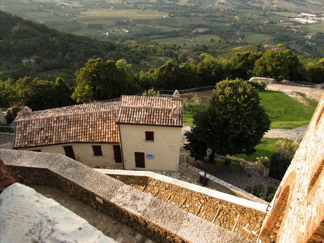 La casa nella rocca a Montefiore - LaraLally19 - Montefiore Conca (RN)
