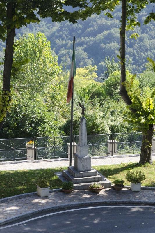 MONUMENTO AI CADUTI - FabioFromItaly - Montefiore Conca (RN)