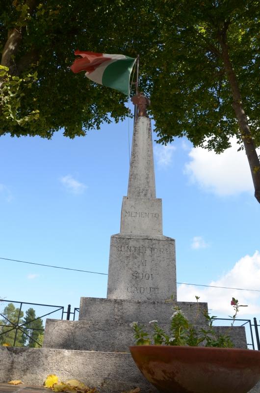 Monumento ai caduti alta definizione - Loris Temeroli - Montefiore Conca (RN)