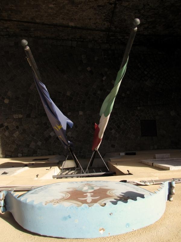 Lo stemma di Montefiore - LaraLally19 - Montefiore Conca (RN)