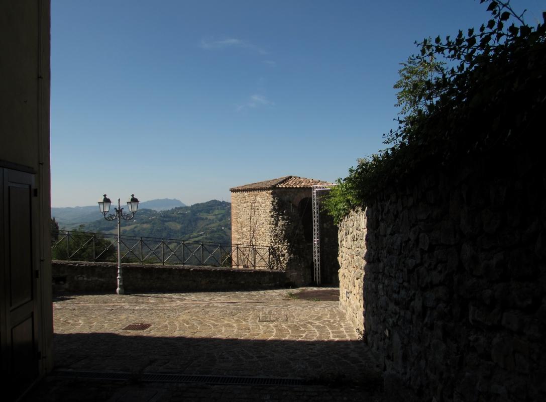 Piccola arena dall ingresso - LaraLally19 - Montefiore Conca (RN)