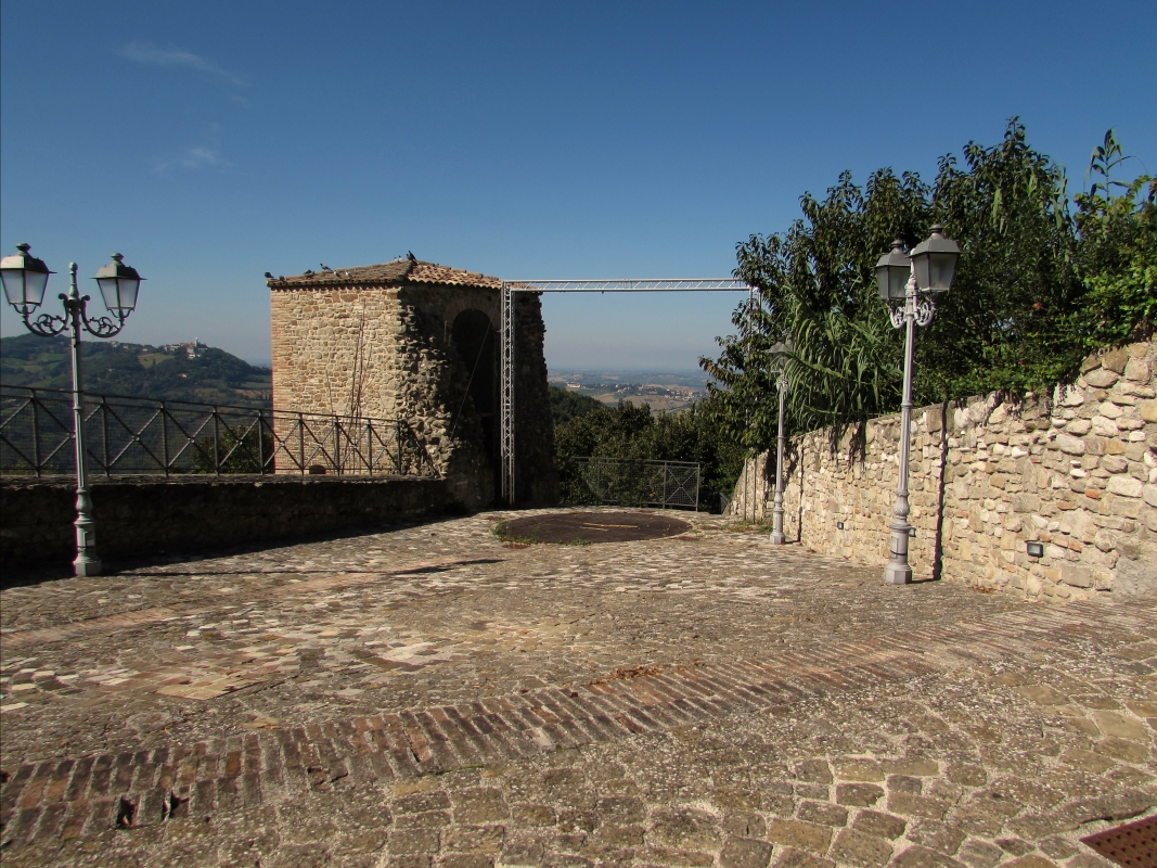 Piccola arena di Montefiore - LaraLally19 - Montefiore Conca (RN)
