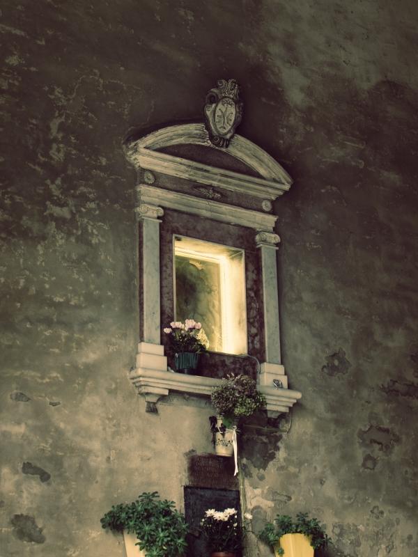 Madonna nella porta Curina - LaraLally19 - Montefiore Conca (RN)