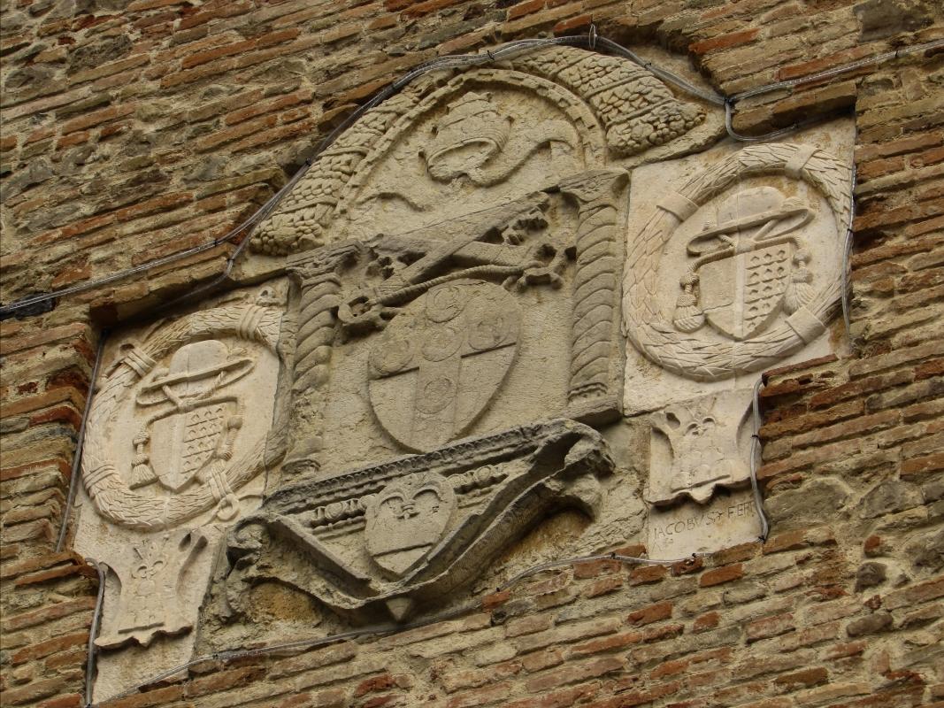 Stemma della porta - LaraLally19 - Montefiore Conca (RN)