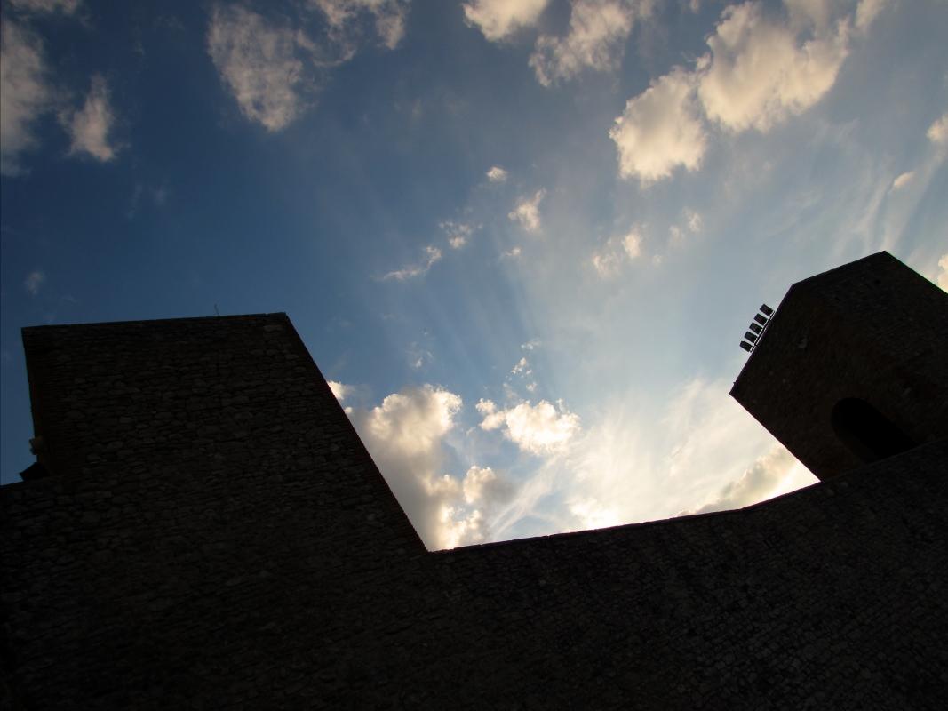 Tra cielo e Pietre Malatestiane - LaraLally19 - Montefiore Conca (RN)