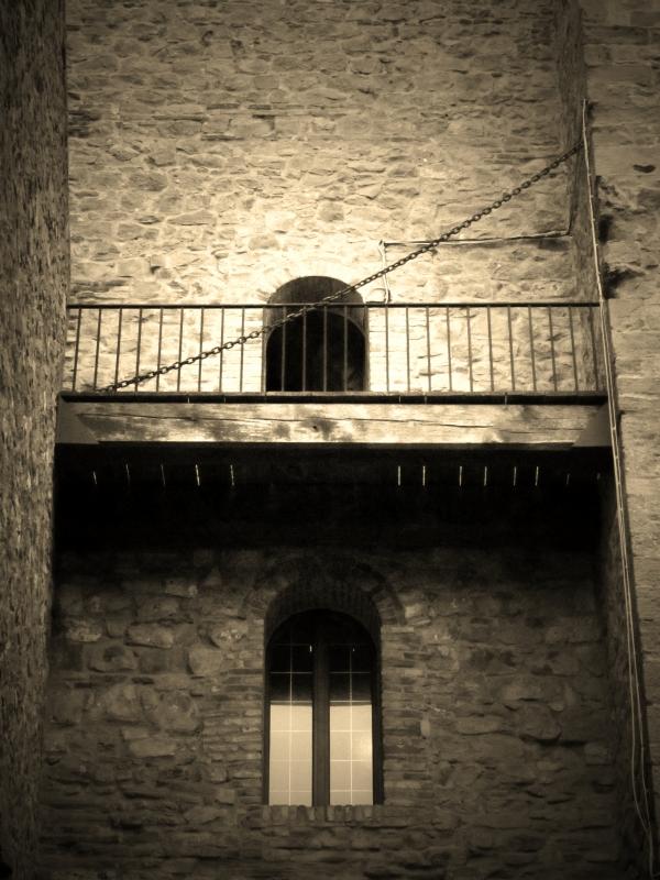Terrazzo nella Rocca - LaraLally19 - Montefiore Conca (RN)
