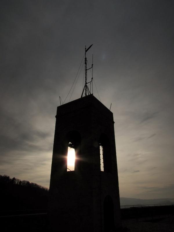 Campanile della terrazza più alta - LaraLally19 - Montefiore Conca (RN)