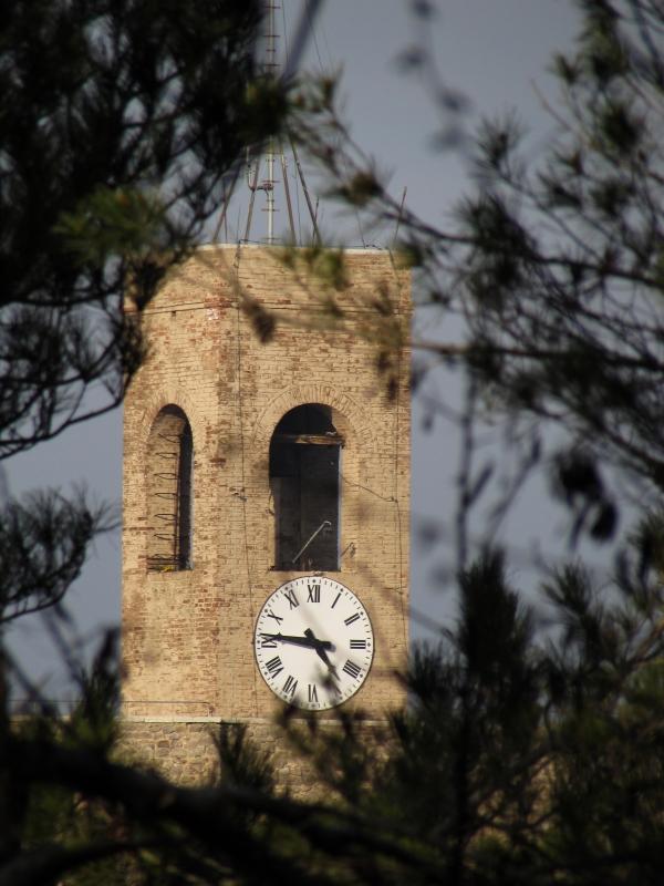 Il campanile dell orologio - LaraLally19 - Montefiore Conca (RN)