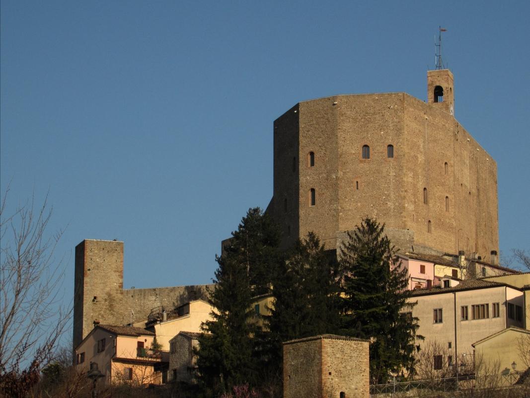 La Rocca e il borgo - LaraLally19 - Montefiore Conca (RN)