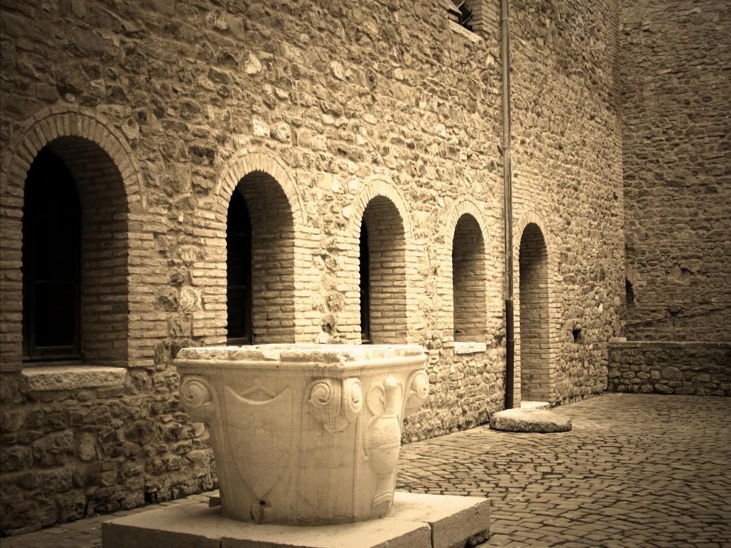 Antica Cisterna nel castello - LaraLally19 - Montefiore Conca (RN)
