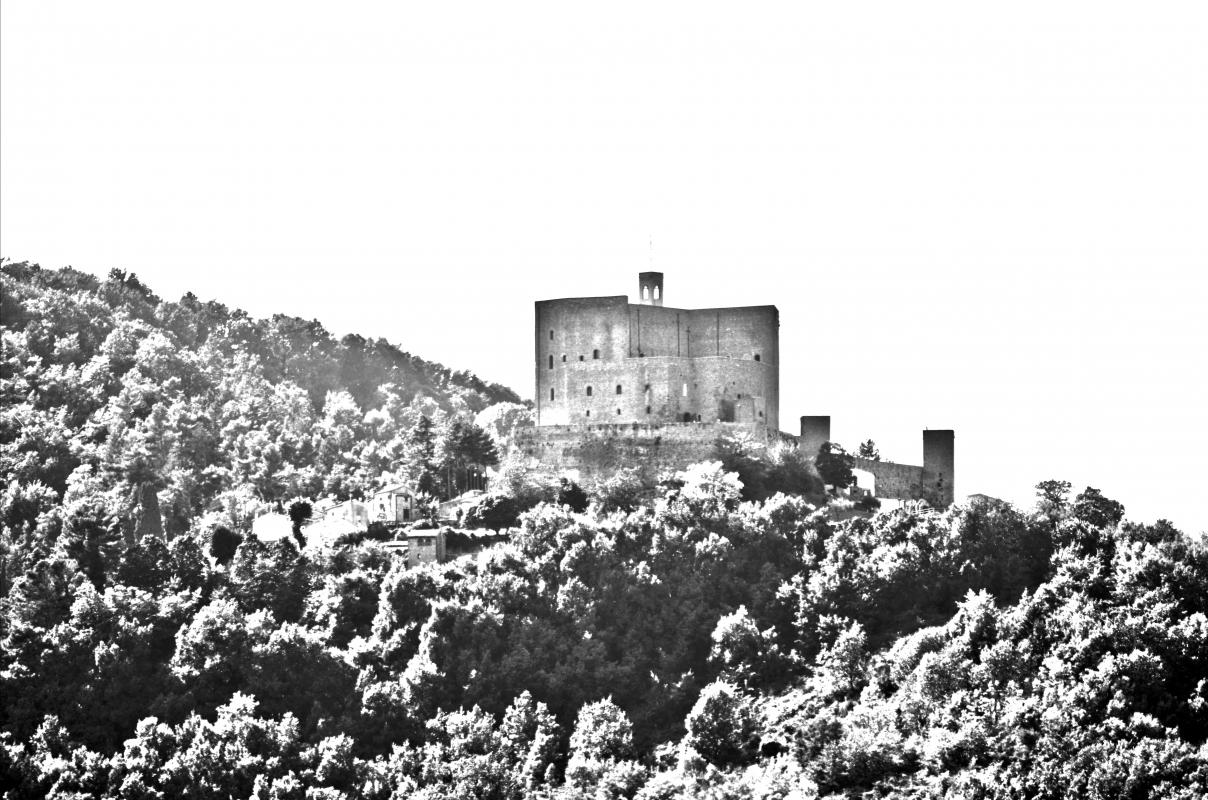 Vista in soggettiva 4 - Loris Temeroli - Montefiore Conca (RN)