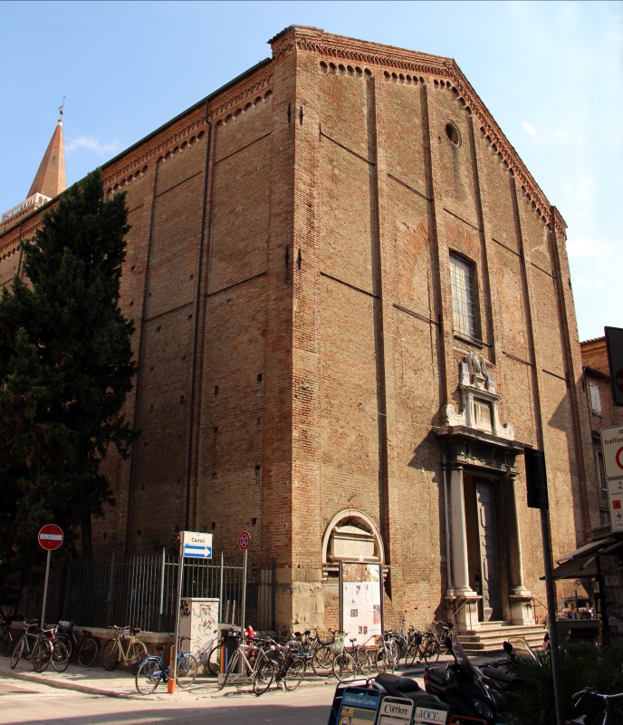 Sant'agostino (o san giovanni evangelista), rimini 02 - Sailko - Rimini (RN)