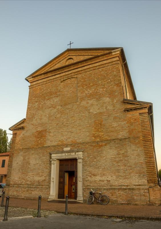 Chiesa S. Maria Annunziata (Colonella) - Luca Fabiani - Rimini (RN)
