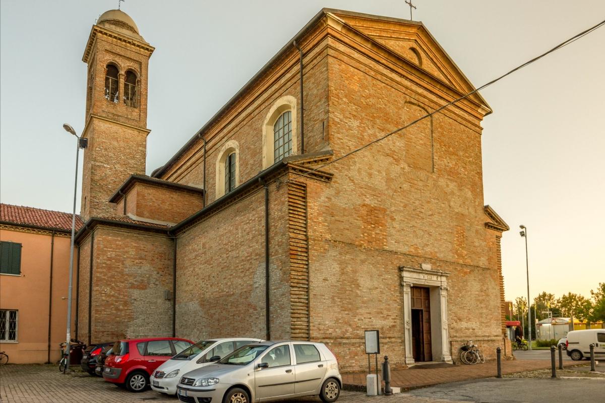 Chiesa S. Maria Annunziata (Colonella) 2 - Luca Fabiani - Rimini (RN)