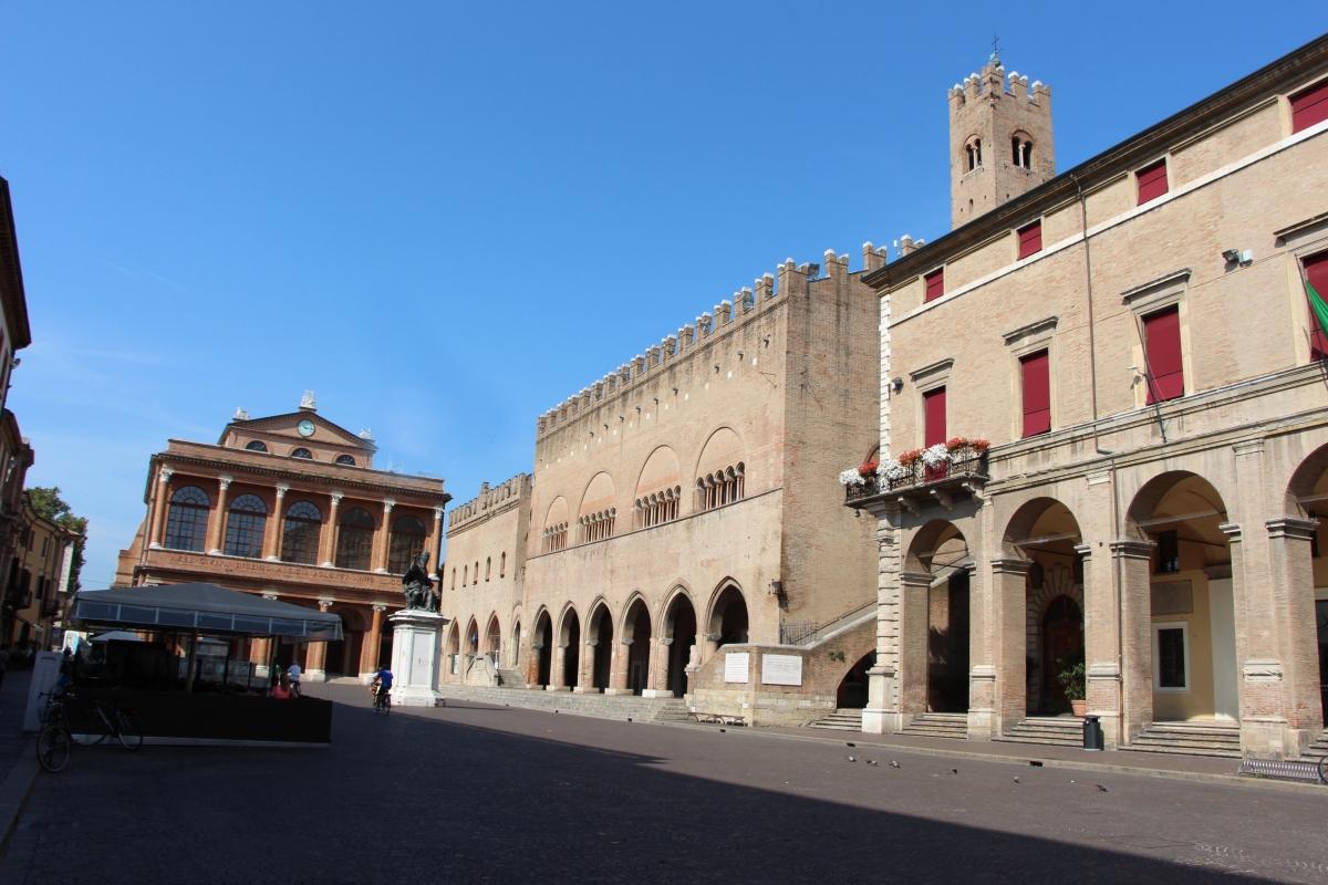 Rimini, piazza cavour 01 - Sailko - Rimini (RN)