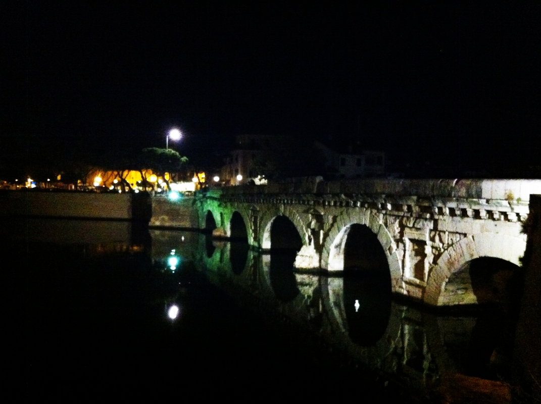 I love bridge - St. Miriam - Rimini (RN)