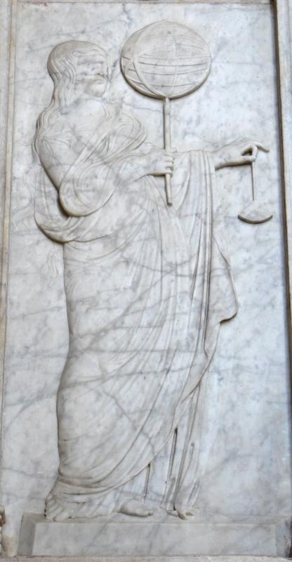 Cappella delle arti liberali, arti di agostino di duccio 14 geografia 2 - Sailko - Rimini (RN)