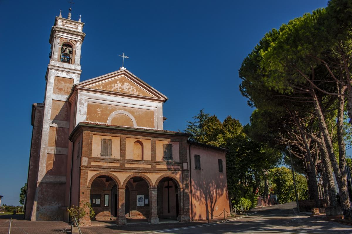 Chiesa vecchia di Bordonchio - cmussoni - Bellaria - Igea Marina (RN)