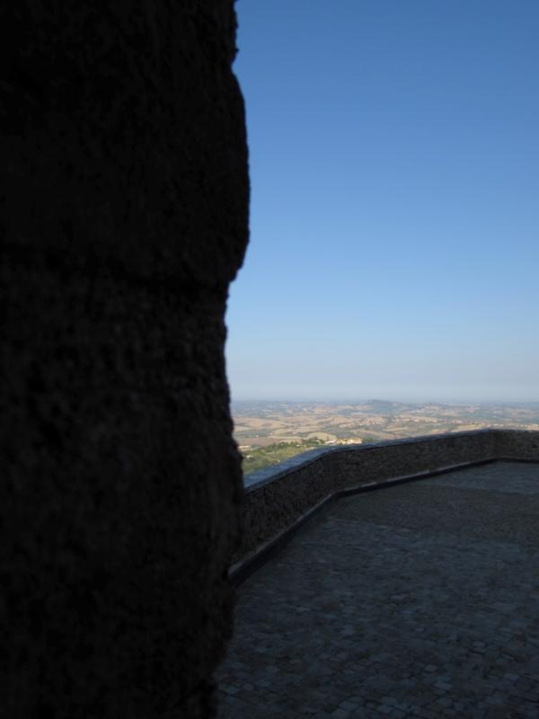 Verso l'infinito del cielo e l'infinito del mondo - Larabraga19 - Montefiore Conca (RN)