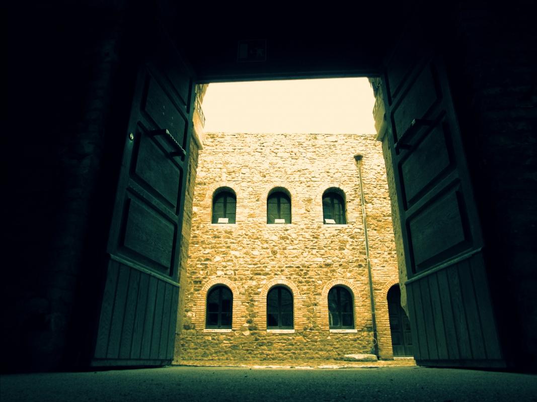 La porta del tempo - Larabraga19 - Montefiore Conca (RN)