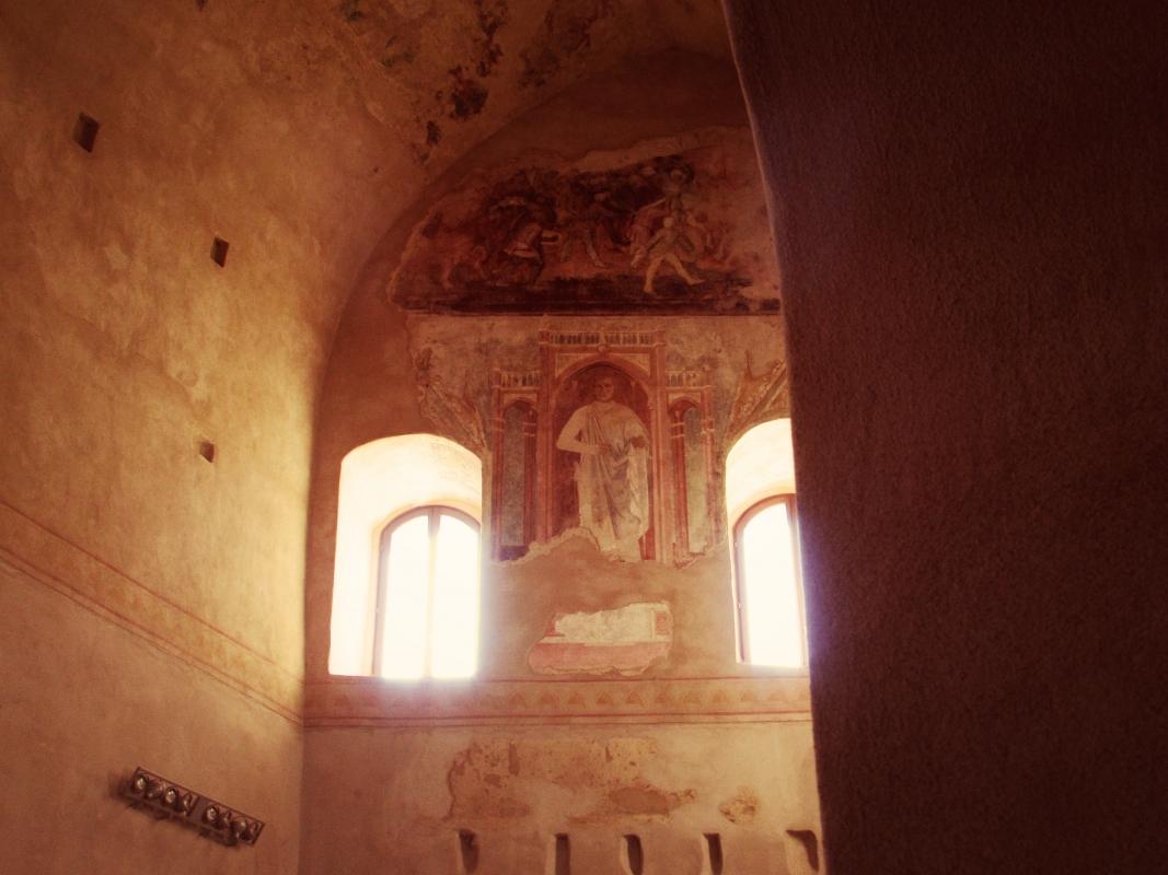 La stanza dell'Imperatore - Larabraga19 - Montefiore Conca (RN)