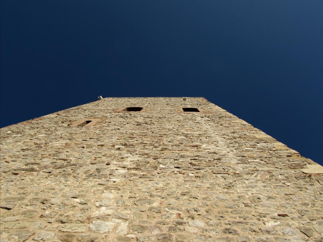 Antiche pietre di un antico castello - Larabraga19 - Montefiore Conca (RN)