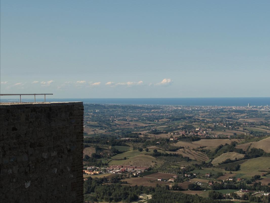 E lo sguardo si perde nella bellezza - Larabraga19 - Montefiore Conca (RN)