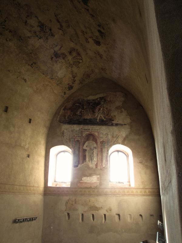 Una grande sala per un grande Imperatore - Larabraga19 - Montefiore Conca (RN)