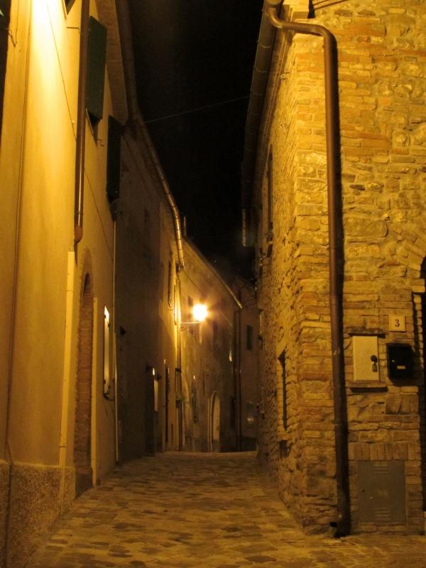 Scorci di un passato vicino - Larabraga19 - Montefiore Conca (RN)