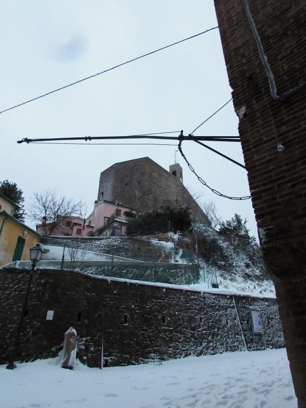 Angoli magici con la neve - Larabraga19 - Montefiore Conca (RN)
