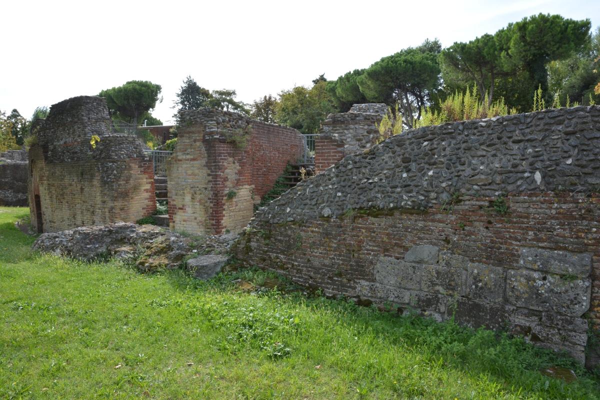 Anfiteatro romano DB-05 - Bacchi Rimini - Rimini (RN)