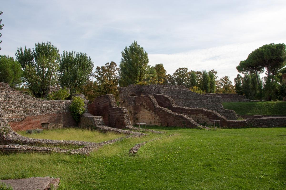 Anfiteatro-romano-rimini-01 - Fcaproni - Rimini (RN)