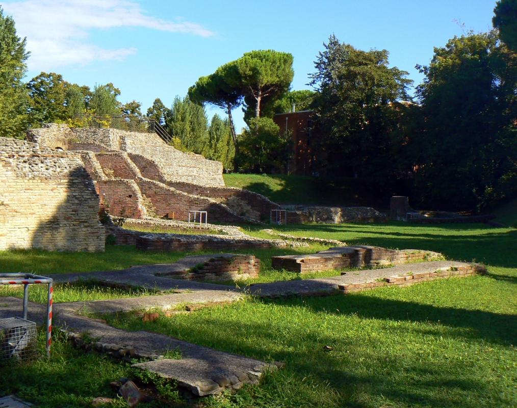 Anfiteatro romano - Rimini 1 - Paperoastro - Rimini (RN)