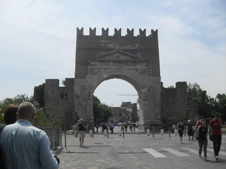 Arco di Augusto, Rimini - Pamela490 - Rimini (RN)
