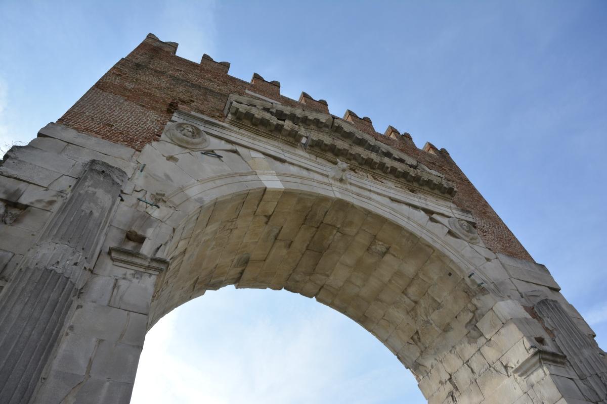 Arco di Augusto DB-06 - Bacchi Rimini - Rimini (RN)