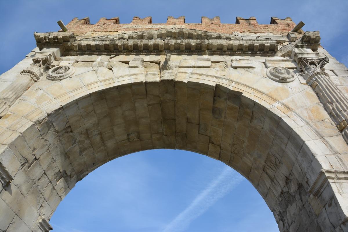 Arco di Augusto DB-02 - Bacchi Rimini - Rimini (RN)