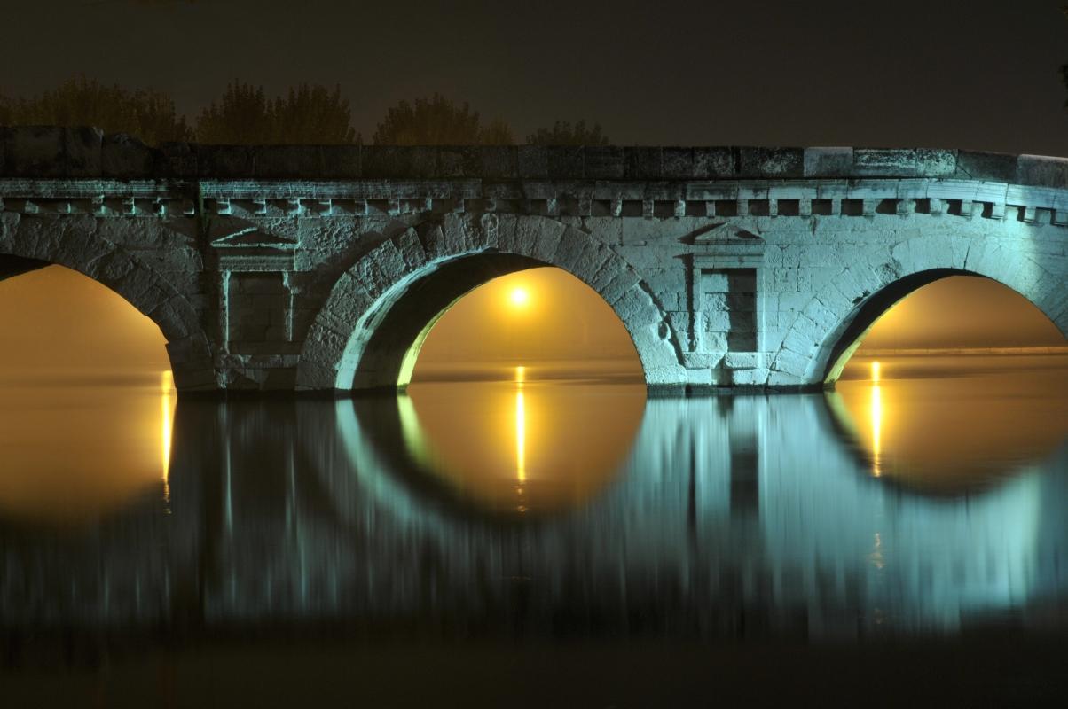 Ponte di Tiberio 14 d. c - GianlucaMoretti - Rimini (RN)
