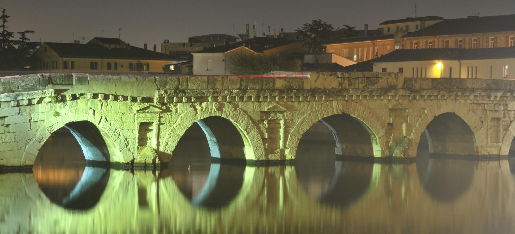 Ponte di Tiberio 2000 anni di storia - GianlucaMoretti - Rimini (RN)