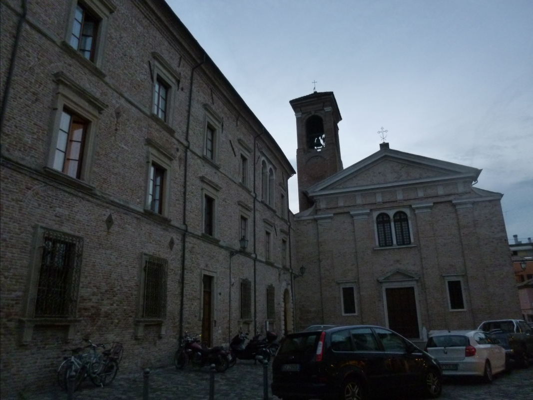Chiesa di San Giuliano Martire - Rimini - Diego Baglieri - Rimini (RN)