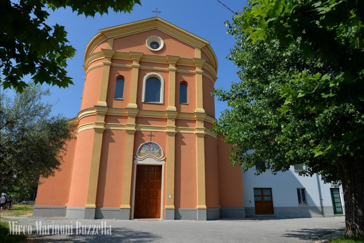 Fronte - Mirco Marinoni Buzzella - Rimini (RN)