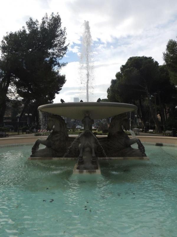 Fontana dei quattro cavalli - Pamela490 - Rimini (RN)