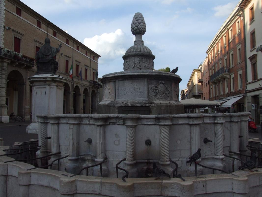 Fontana della Pigna - Rimini - Diego Baglieri - Rimini (RN)