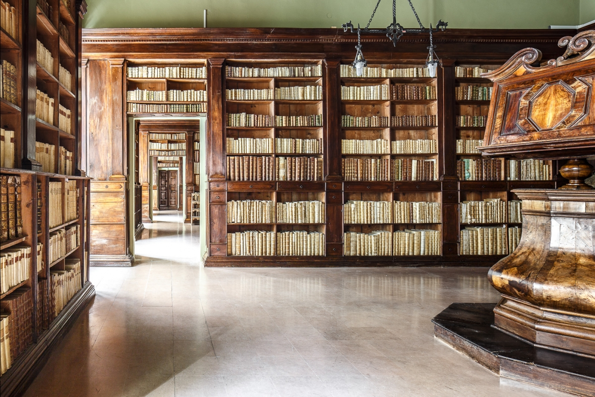 Biblioteca Gambalunga (Rimini)-3 - Ivan Ciappelloni - Rimini (RN)