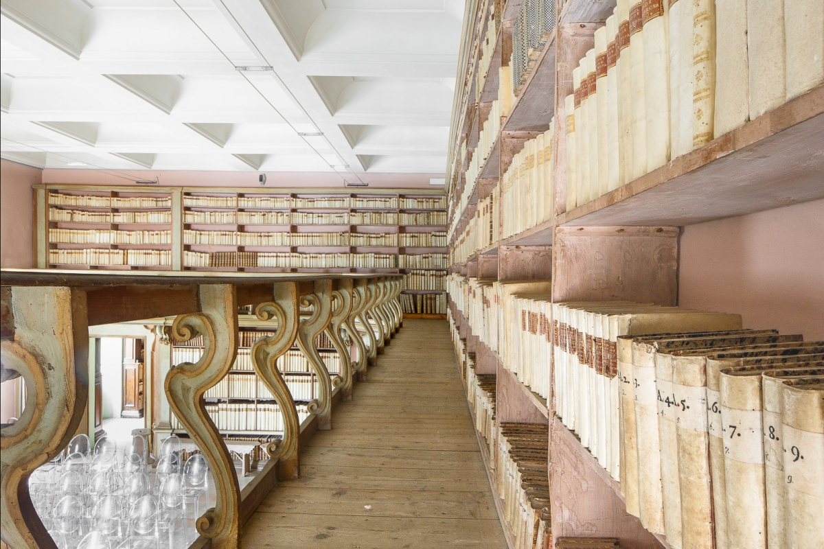 Biblioteca Gambalunga (Rimini)-6 - Ivan Ciappelloni - Rimini (RN)