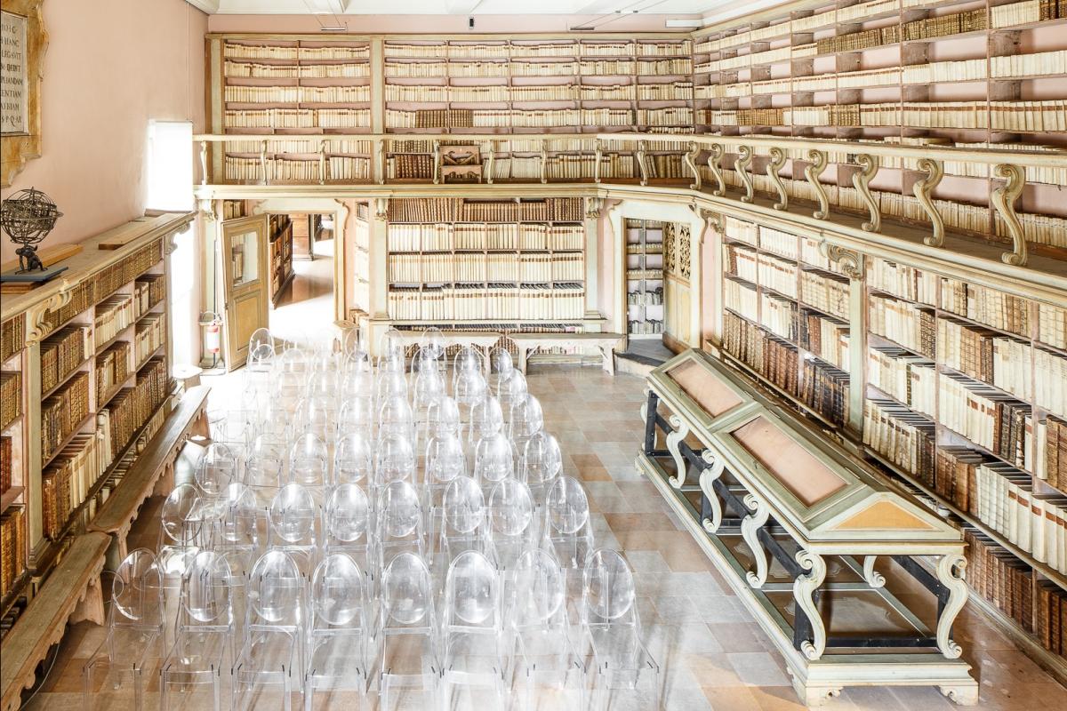 Biblioteca Gambalunga (Rimini)-7 - Ivan Ciappelloni - Rimini (RN)