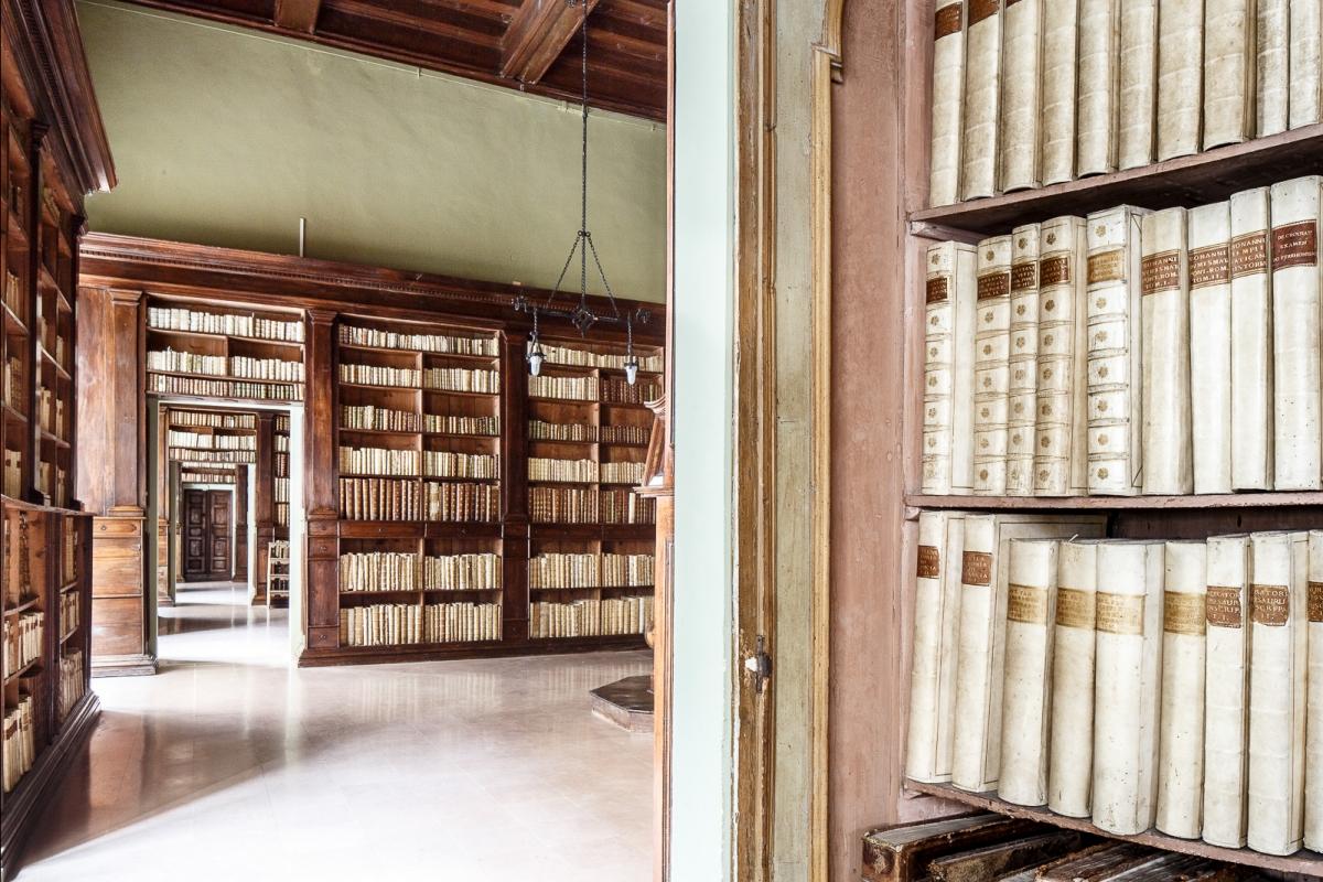 Biblioteca Gambalunga (Rimini)-2 - Ivan Ciappelloni - Rimini (RN)