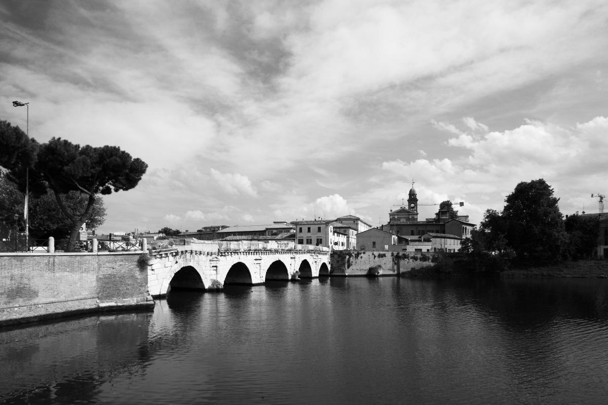 Ponte Tiberiano Rimini - Jonathan Weatherill - Rimini (RN)